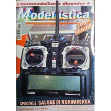 Modellistica Rivista di modellismo n°03 Marzo 2009