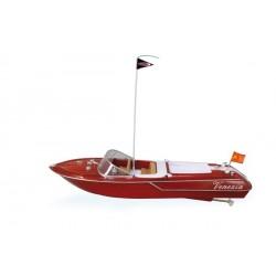 Jamara Motoscafo Venezia 2 canali elettrico (art. 040390)