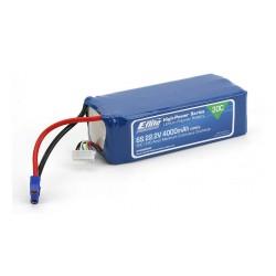 E-flite Batteria Li-Po 6S 22,2V 4000mAh 30C 12AWG (EFLB40006S30)