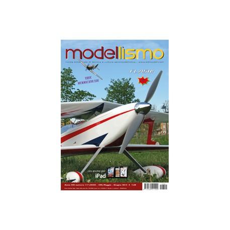Modellismo Rivista di modellismo N°117 Maggio - Giugno 2012