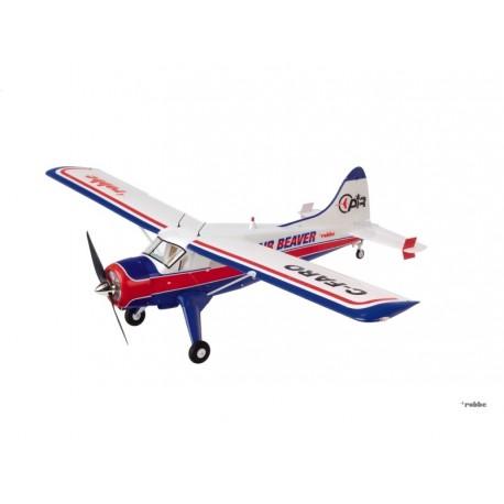 Aviotiger Aeromodello elettrico Air Beaver ARF (art. 2569)