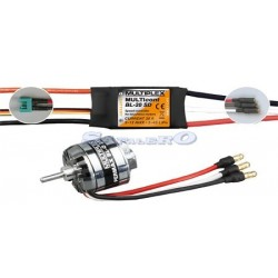 Multiplex Set Motorizzazione per EasyStarII (art. 332622)