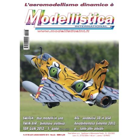 Modellistica Rivista di modellismo n°07/08 Luglio Agosto 2012