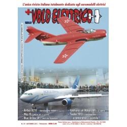 Volo Elettrico Rivista di modellismo N°39 Autunno 2012