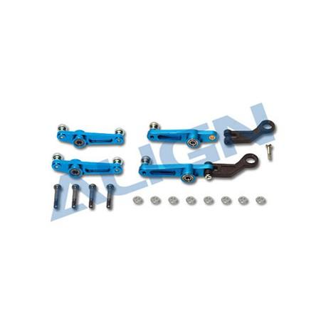 Align Leve di controllo in alluminio blu (art. HS1215-72)