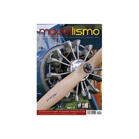 Modellismo Rivista di modellismo N°119 Settembre - Ottobre 2012