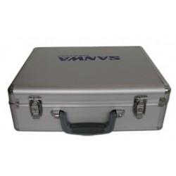 Sanwa Valigetta in alluminio Trasmittente Volantino (art. SCSW-05)
