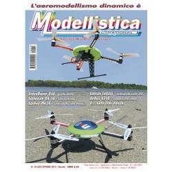 Modellistica Rivista di modellismo n°10 Ottobre 2012