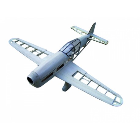 Jamara Aeromodello P-6 Mew Gull CNC Lasercut (art. 006133)