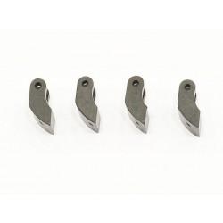 Serpent Massette frizione in carbonio 4 per Cobra 811 (SPT600228