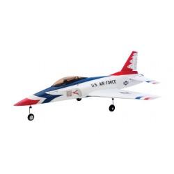 Parkzone Aeromodello Habu 2 EDF BNF Basic (art. PKZ7150)