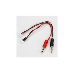E-flite Cavetto adattatore per batterie E-flite (art. EFLA700UM)