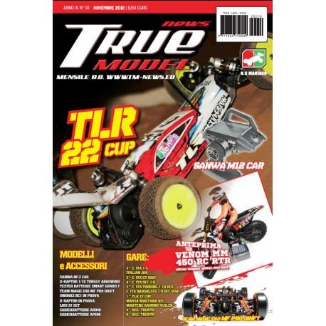 True Model Rivista di Modellismo Novembre 2012 n°10