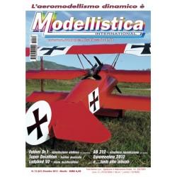 Modellistica Rivista di modellismo n°12 Dicembre 2012