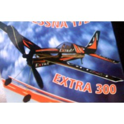 Jamara Aeromodello ad elastico Extra 300 (art. 381670)