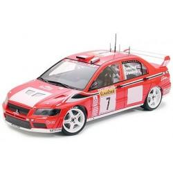 Tamiya Mitsubischi Lancer Evo. VII WRC (art. TA24257)