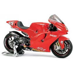 Tamiya Ducati Desmosedici Loris Capirossi scala 1/12 kit di montaggio (art. TA14101)