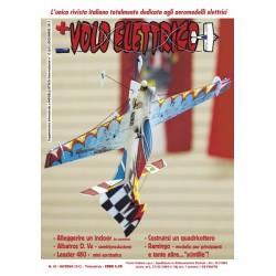 Volo Elettrico Rivista di modellismo N°40 Inverno 2012