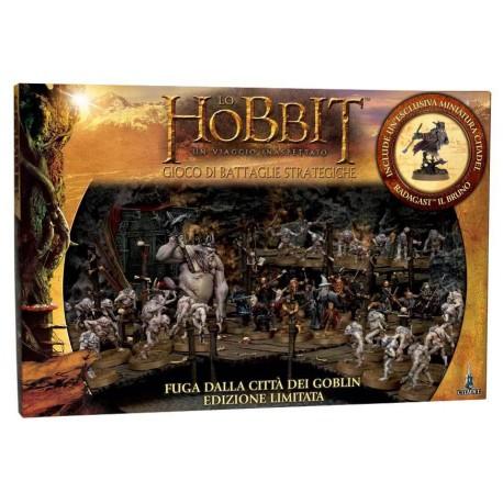 Lo Hobbit: fuga dalla Città dei Goblin Ed limitata (02011499006)