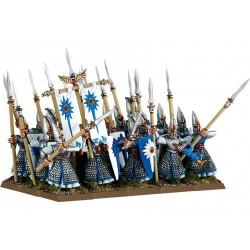Warhammer Reggimento di Alti Elfi Lancieri (art 99120210003