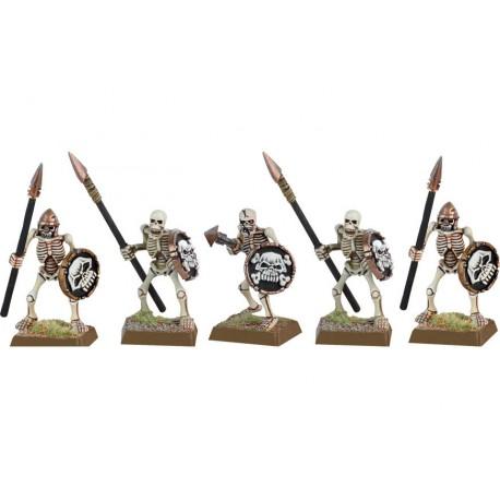 Warhammer Scheletri Guerrieri (art. 99120207008)