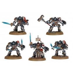 Warhammer 40,000 Terminator dei Cavalieri Grigi (art 99120107001