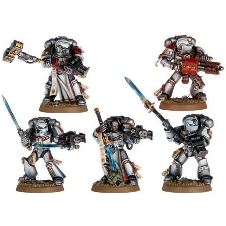 Warhammer 40,000 Cavalieri Grigi (art. 99120107002)