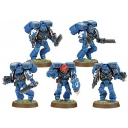 Squadra Assaltatrice degli Space Marine (art. 99120101034)