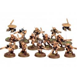 Warhammer 40,000 Team di Guerrieri del Fuoco Tau (99120113001)