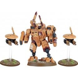 Warhammer 40,000 Armatura XV8 Crisis Tau (art. 99120113005)