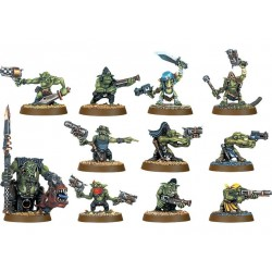 Warhammer 40,000 Kakkole degli Orki (art. 99120103018)