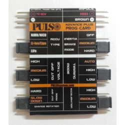 Pulso Program Card-Pulso USB-Link per DL/DLU