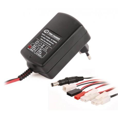 Robitronic Carica batterie 220V batterie 4-8 celle 120mAh (art. R01002)