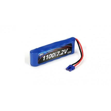 Losi Batteria Ni-Mh 7,2V 1100mAh per Mini 8ight 1/14 (LOSB1209)