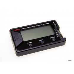 Robbe Controllo batterie Digital Battery Checker II (art. 8588)
