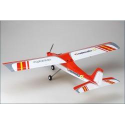 Kyosho Aeromodello Calmato Alpha 40 Trainer Rosso (art. 11232RB)