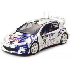 Tamiya Peugeot 206 WRC (art. 24221)