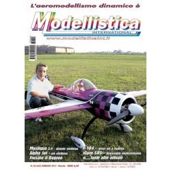 Modellistica Rivista di modellismo n°02 Febbraio 2013