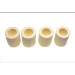 Kyosho Inserti per filtri aria 4 pezzi (art. IF-334-1)