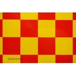 Oracover FUN 5, 2mt Giallo / Rosso (art. 491-033-023-002)