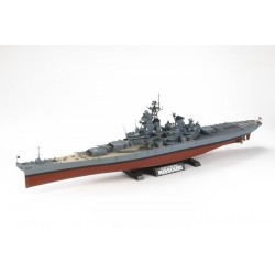Tamiya USS Missouri BB-63 del 1991 scala 1/350 (art. 78029)