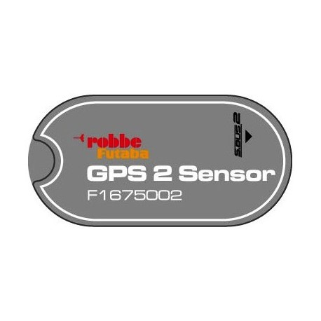 Futaba Sensore GPS 2 Sensor Vario multifunzionale (art FF1675002
