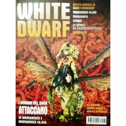 White Dwarf rivista di Games Workshop Marzo 2013