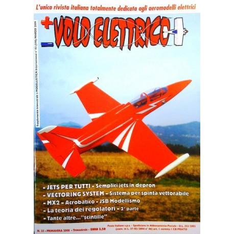 Volo Elettrico N°25 Primavera 2009 (Trimestrale)