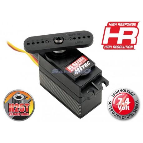 Hitec Servocomando HS-8335SH High Response Digital (art. 38335S)