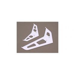 Blade Impennaggi stabilizzatori per Blade 450 (art. BLH1672)