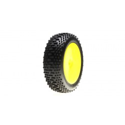 Losi Coppia gomme Anteriori su cerchio Mini 8ight (art LOSB1889)