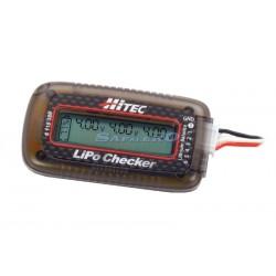 Hitec Analizzatore di batterie Li-po Checker (art. 118380)