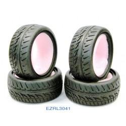 EZpower Treno gomme WET TMR 26mm 1/10 in lattice (art. EZRL3041)