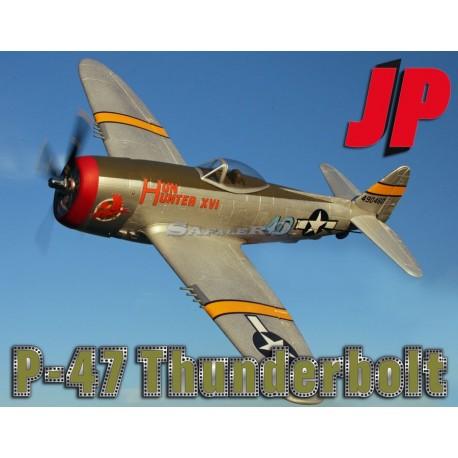 J Perkins Aeromodello P-47 E-Scale R-R (art. JP5500403)